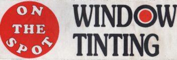 On the Spot Window Tinting